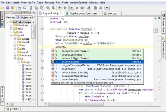 JetBrains WebStorm mac