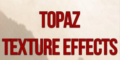 Topaz Texture Effects