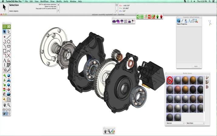 TurboCAD Mac Pro mac