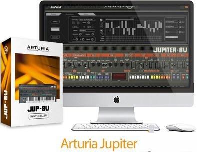Arturia Jupiter