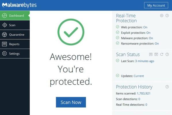 Malwarebytes Premium mac