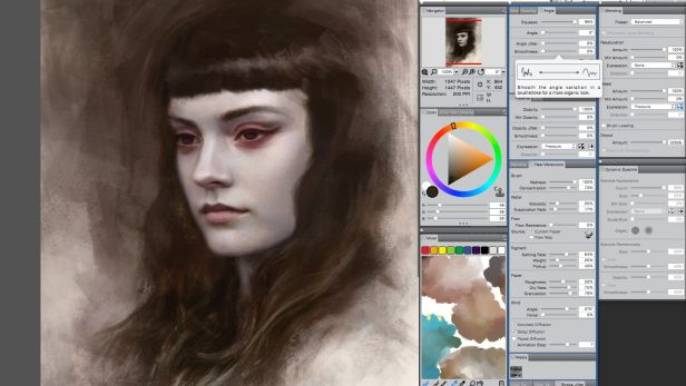 Corel Painter mac