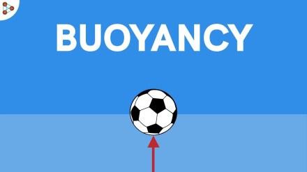 Buoyancy