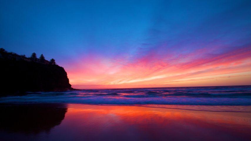 Sunset Mac