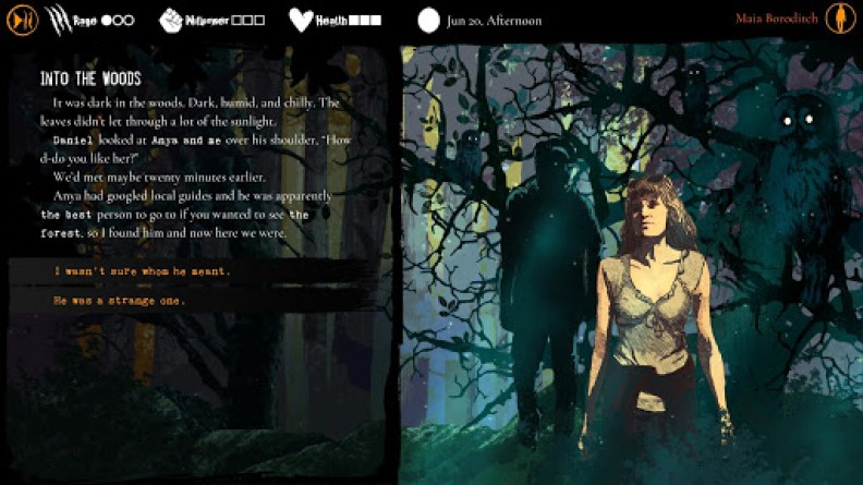 Werewolf The Apocalypse Heart of the Forest Mac