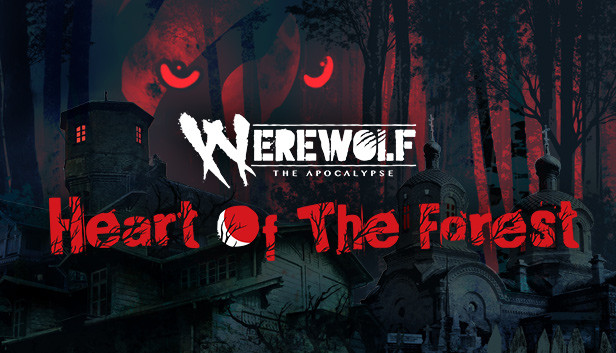 Werewolf The Apocalypse Heart of the Forest