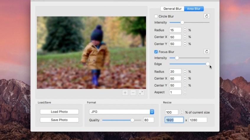 Blur Mac