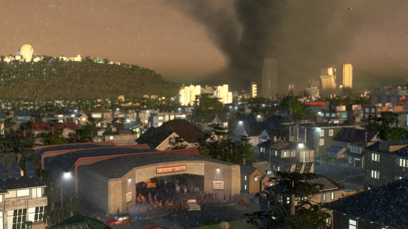 Cities Skylines Natural Disasters Mac