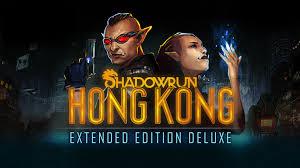 Shadowrun Hong Kong Extended Edition
