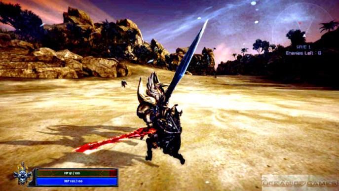 Solbrain Knight of Darkness Mac