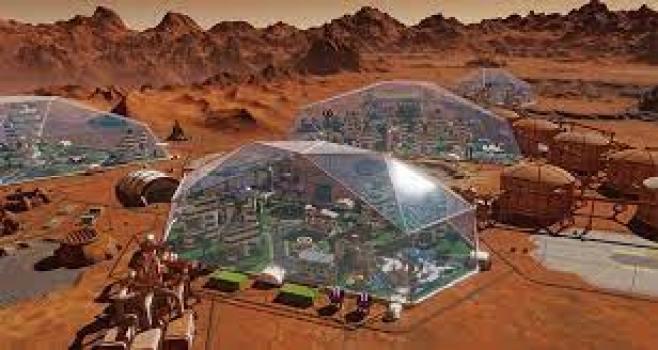 Surviving Mars Curiosity Mac