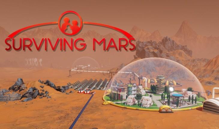 Surviving Mars Curiosity