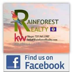 Rainforest Realty Facebook Page