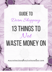 Guide To Dorm Shopping: Things To Not Buy For College