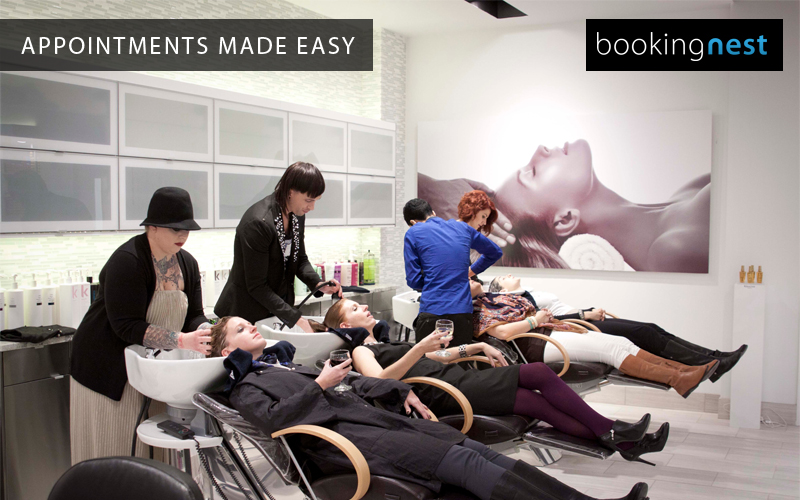 BookingNest: Connecting you to beauty professionals