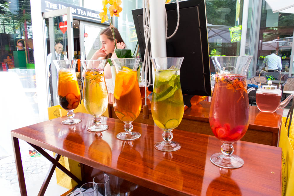 The Urban Tea Merchant Summer service-4