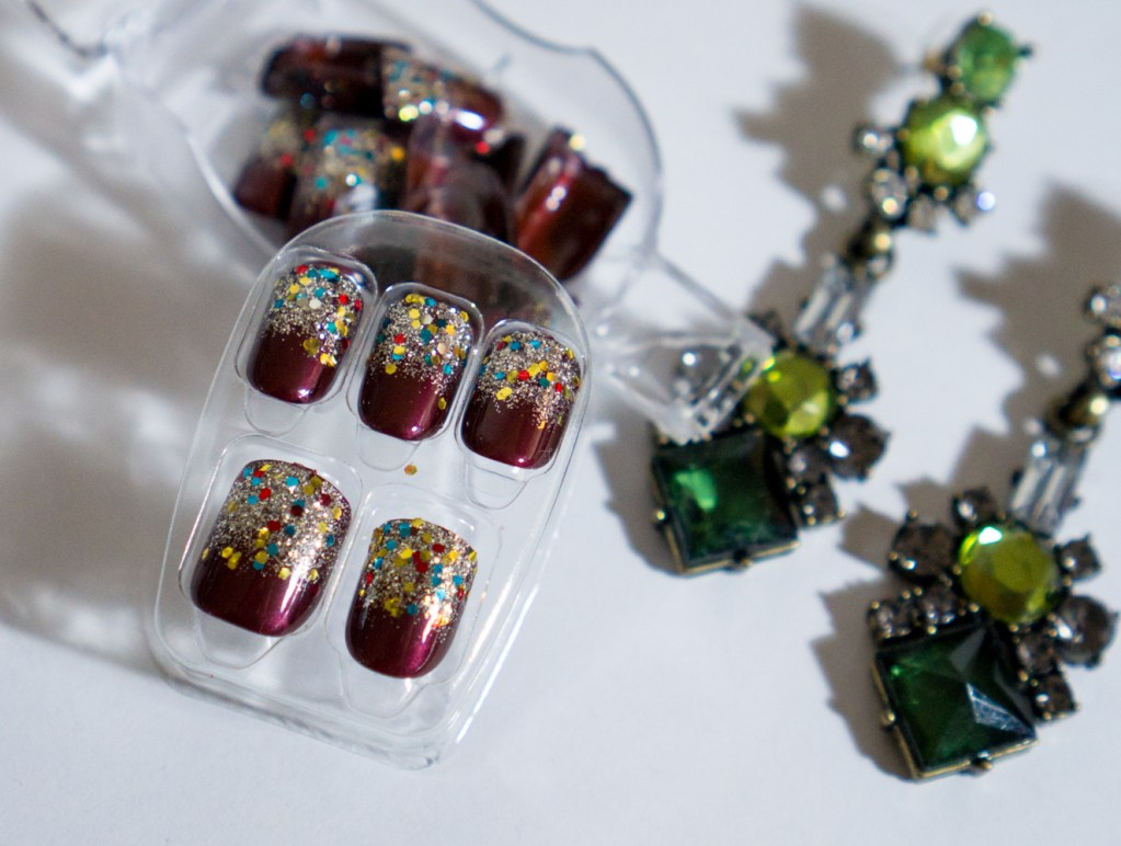 Holiday-ize your nails with imPRESS Press-On Manicure!
