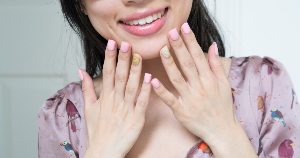 Summer Style Nails with imPRESS Press-On Manicure