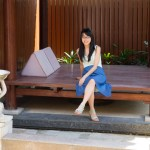 OOTD [ China ]: In the Villa
