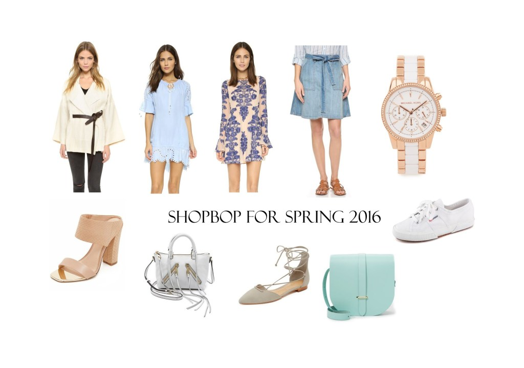 shopbop april sale 2016 wishlist