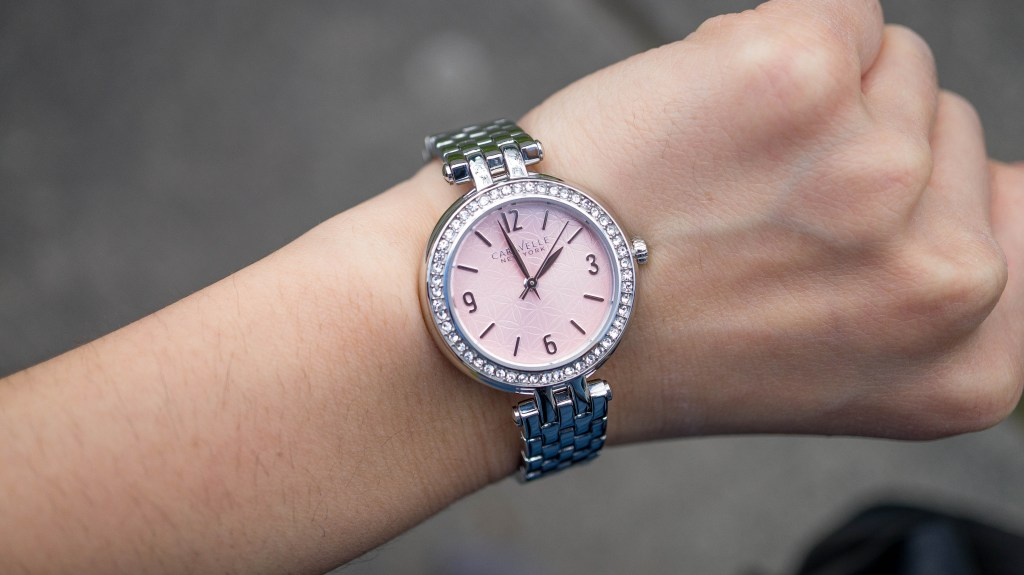 caravelle womens watch-3