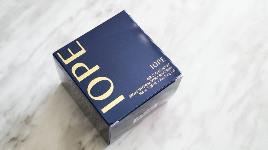 iope air cushion xp spf50 box-1