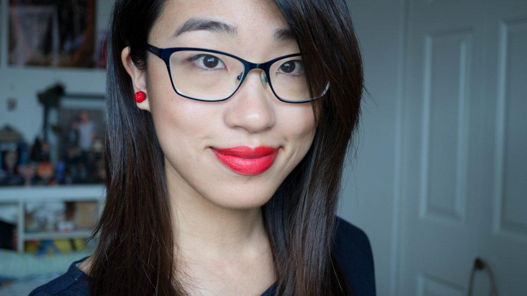 Mary Kay Gel Semi Matte Lipstick | Poppy Please