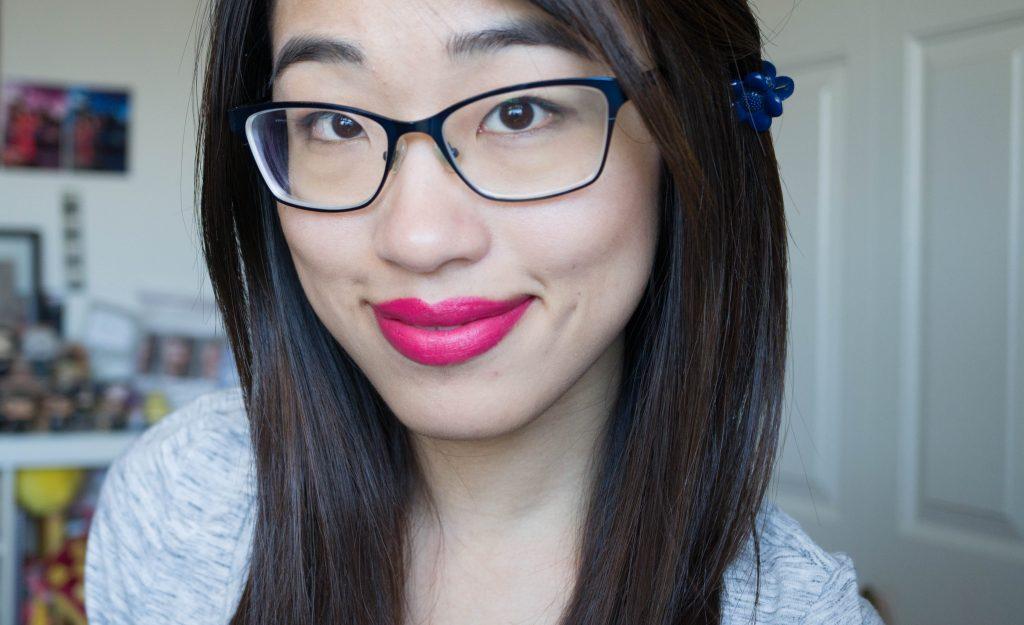 Mary Kay Gel Semi Matte Lipstick | Powerful Pink
