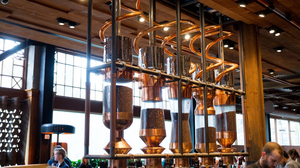 SEATTLE | Starbucks Reserve Roastery & Tasting Room