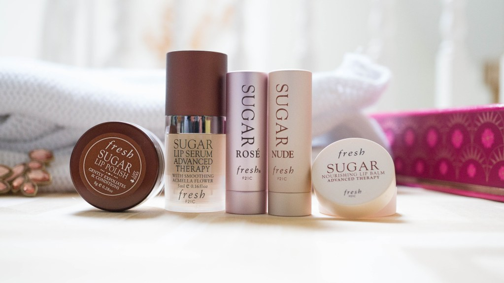 Holiday Gifting from Fresh: Sugar Lip Entourage + Skincare Treasures