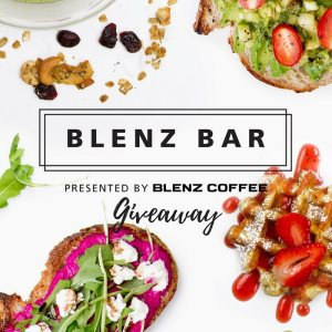 Looking to MakeMondaysBetter? Wake up with Blenz Bar and enterhellip