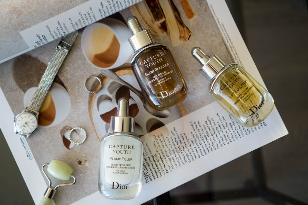 Dior Capture Youth Serum: Glow Booster, Plump Filler, Lift Sculptor