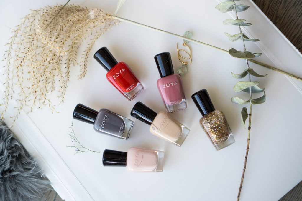 Review| Zoya Twinkling Collection
