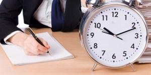 Time Management organiser
