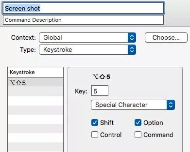 Dragon Dictate screenshot