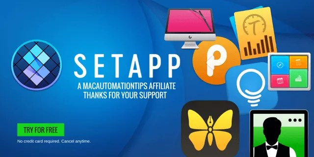 Setapp subscription service