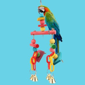 Blue Macaw toys
