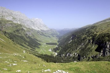 Urnerboden am Klausenpass