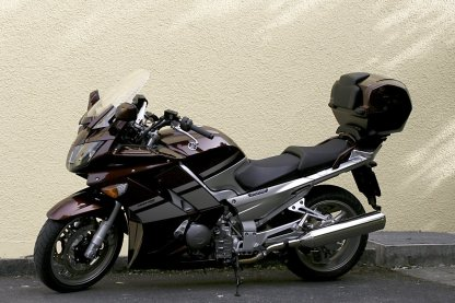 New Bike | Yamaha FJR1300A