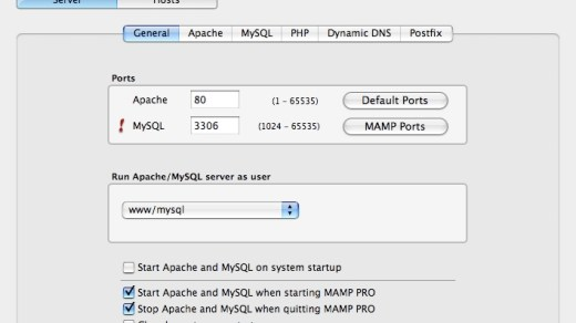 MAMP PRO 3 0 6 – Create a local server environment for Web
