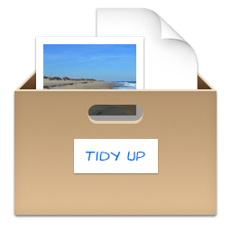 Tidy Up 4.1.20