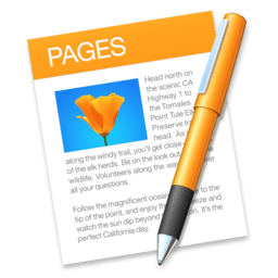 Apple Pages 6.2