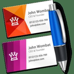 Business Card Designer 1.2.0
