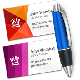 Business Card Designer 1.2.0