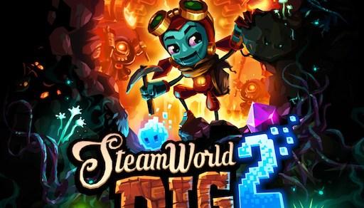SteamWorld Dig 2.0