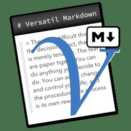 Versatil Markdown 2.0.10