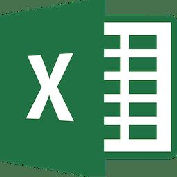 Microsoft Excel 2016 15.9