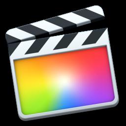 Final Cut Pro X 10.4.1