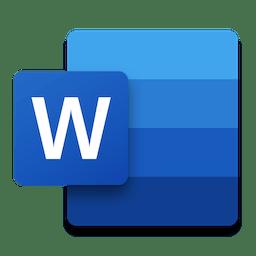 Microsoft Word 2019 16.23