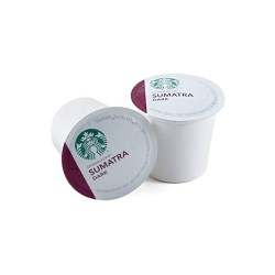 Starbucks Sumatra K-cups 24/box